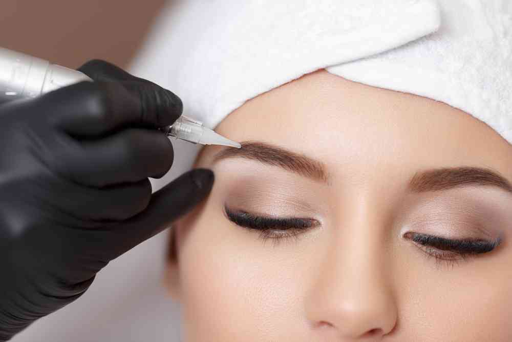 eyebrow tattooing perth